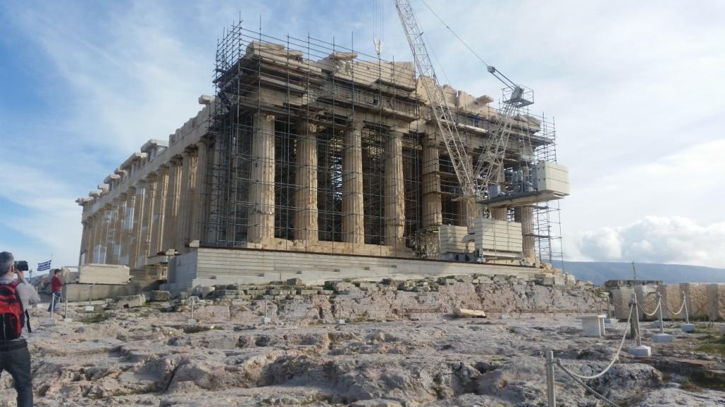 acropolis 5 day trip to athens greece day 1